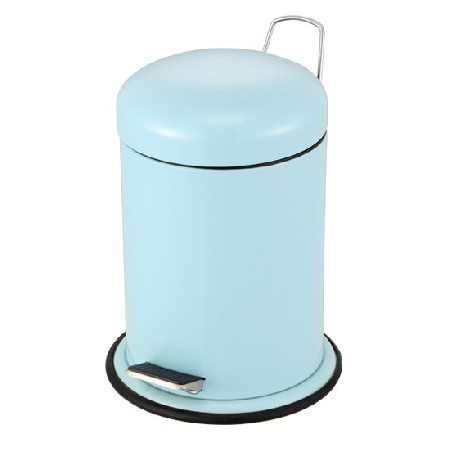 3L-30L Arch Cover Pedal Bin With Bottom-QJ411 03~30P