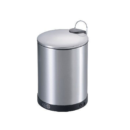 Jiangmen stainless steel trash can rusty how to do?