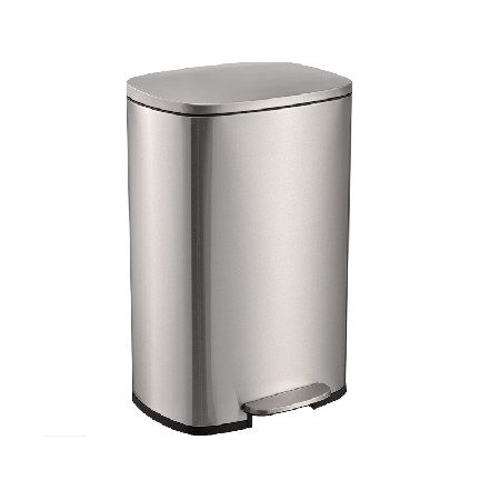 What should stainless steel dustbin manufacturers pay attention to when producing dustbins?